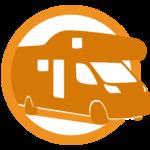 Alkoven-Wohnmobil