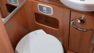 Wohnmobil Toilette Chemieklo